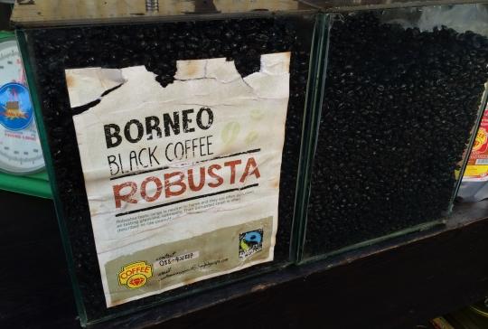 Borneo Black Coffee