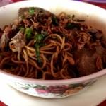 Mee Kolok at Restoran D'Kenyalang, Tuaran