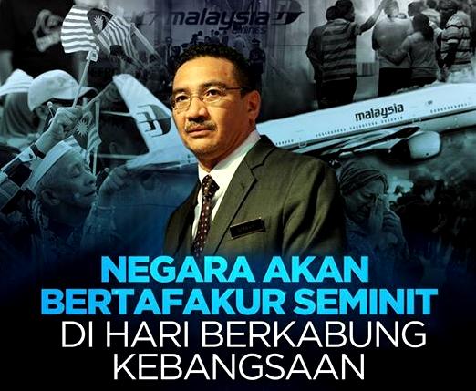 Malaysia Mourns