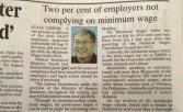 Masih Ada Majikan Tidak Patuhi Perintah Gaji Minima