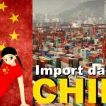 Import dari China