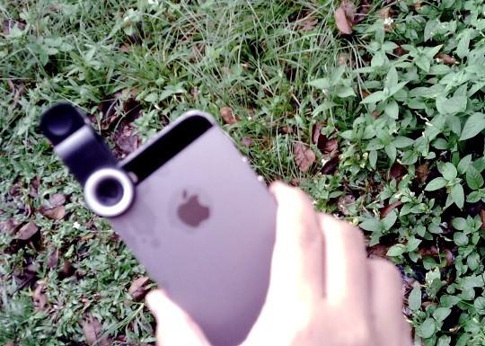 macro lens iphone