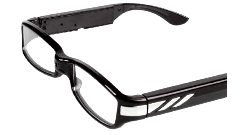 Get Latest Design Spy Camera Glasses Hidden Camcorder @ RM198