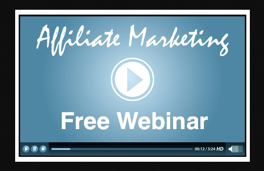 Affiliate Marketing Webinar 2