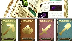The Minecraft Official Handbooks