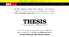 Thesis Framework small