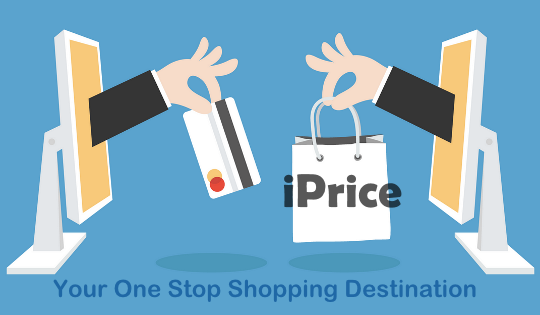Shopping on iPrice