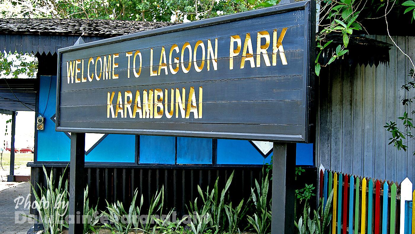 Dulu-Lain-Sekarang-Lain-Karambunai Lagoon Park