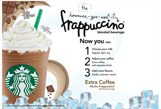 Frappuccino-Blended-Beverage Starbuck