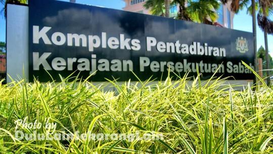 Kompleks Pentadbiran Kerajaan Persekutuan Sabah