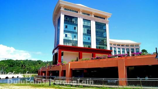 Kompleks Pentadbiran Kerajaan Persekutuan Sabah 3