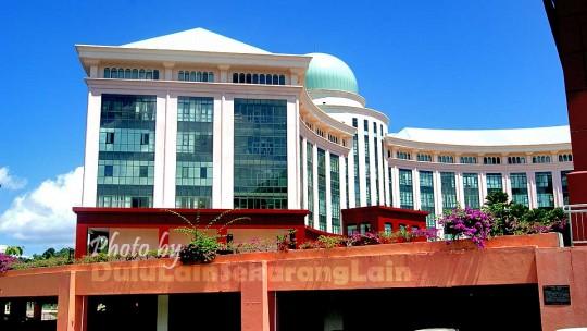 Kompleks Pentadbiran Kerajaan Persekutuan Sabah 4