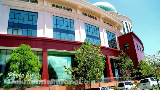 Kompleks Pentadbiran Kerajaan Persekutuan Sabah 5