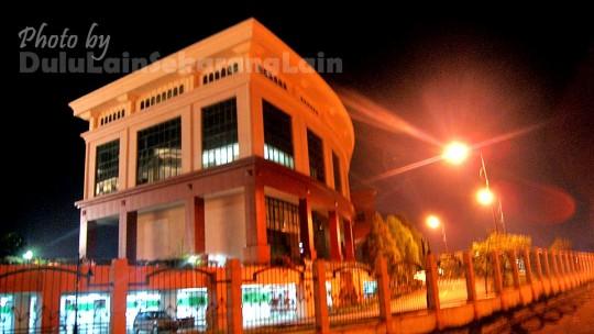 Kompleks Pentadbiran Kerajaan Persekutuan Sabah 6
