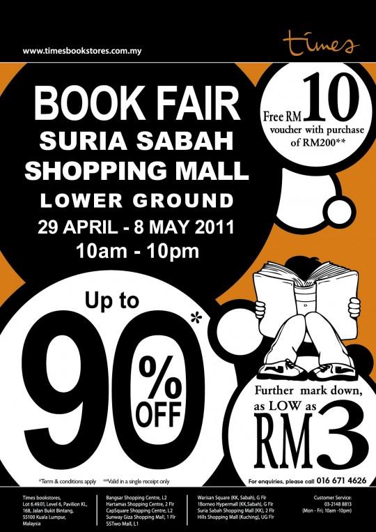 Times Book Fair