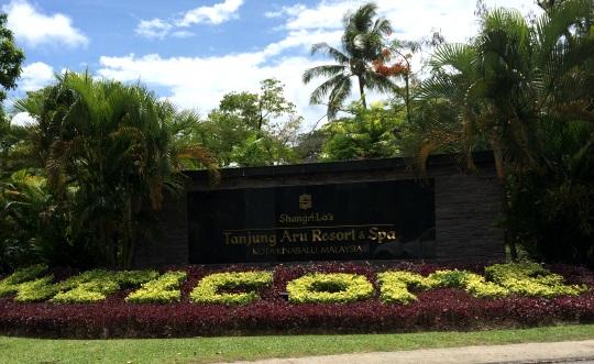 Shangri-Las Tg Aru Resort