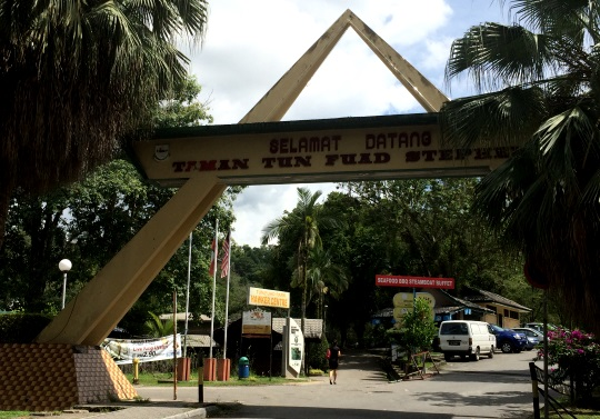 Taman Tun Fuad Stephens Pic