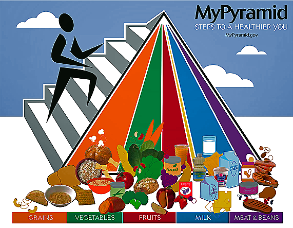 USDA-Food-Pyramid