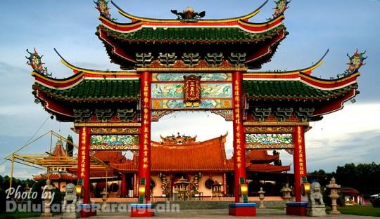 Temple Yu Huang Tuaran Sabah