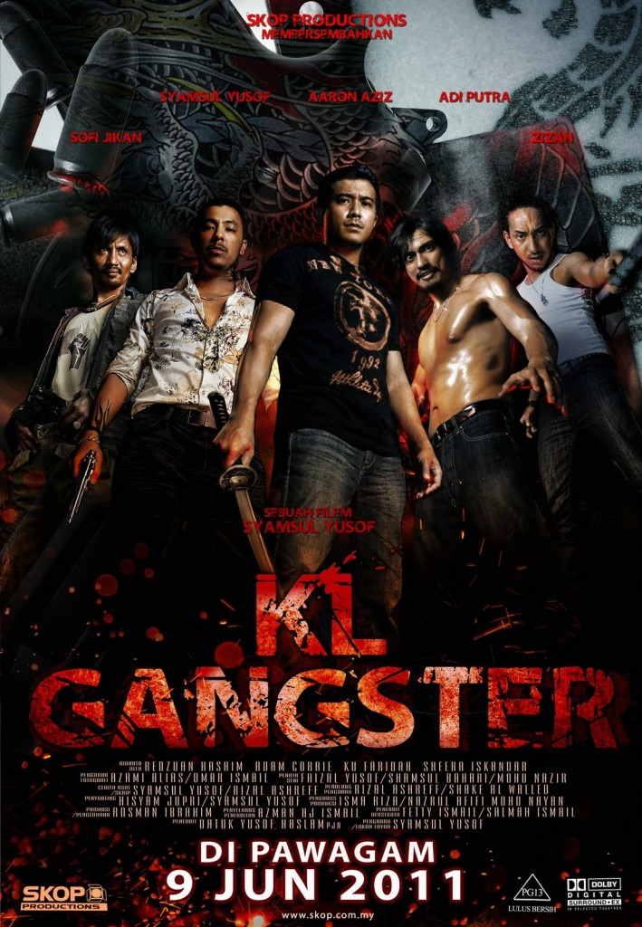 KL Gangster Perangai Mobsters!