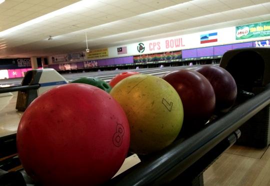 Pusat Bowling