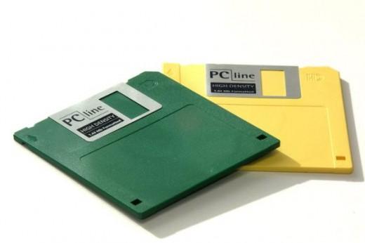 3 1-2 floppy