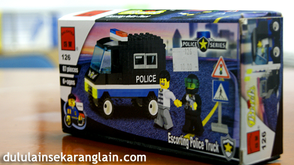Permainan LEGO Paling Murah