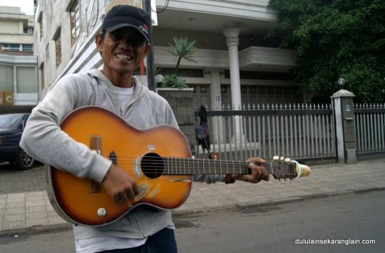 Pemuzik Jalanan