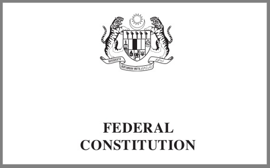 federal consitution