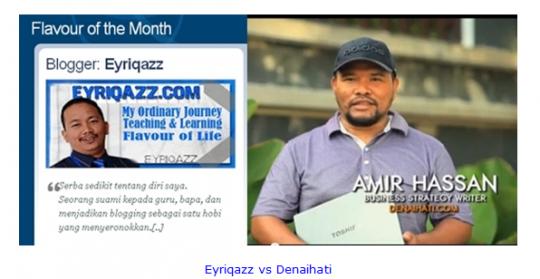 Eyriqazz vs Denaihati