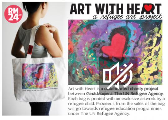 art with heart dulu lain sekarang lain