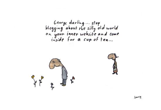 blogging dulu lain sekarang lain