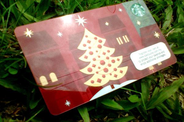 Starbuck-Card