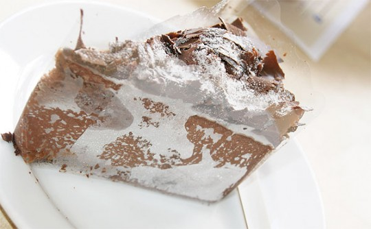Dark-Chocolate-Mousse-cake