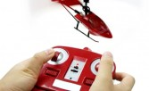 Beware: Radio-Controlled Helicopter Can Kill