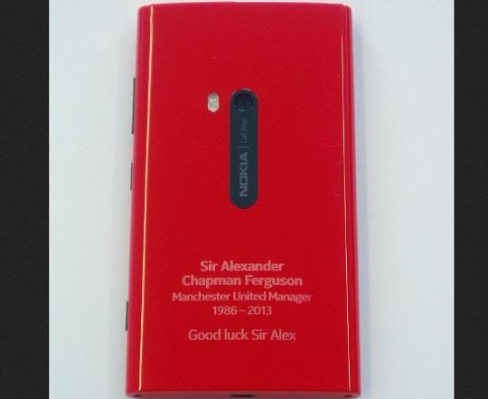 Nokia Lumia 920 SirAlex