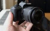 Canon EOS 100D aka Digital Rebel SL1: Smallest And Lightest DSLR Ever