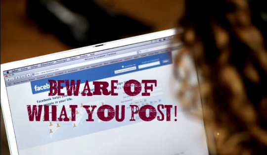 DIY – Check Your Feelings Before You Post Anything on FB, And Think Hard Before Sharing an FB Post