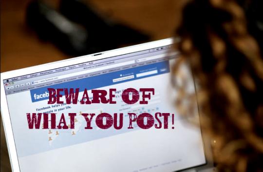 FB beware