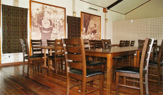 Mango Garden Restaurant view