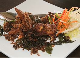 A 5-Star Dining Experience At Mango Restaurant, Tamparuli