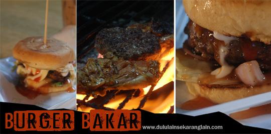 Burger Bakar promo