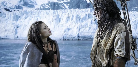 Vikingdom Scene