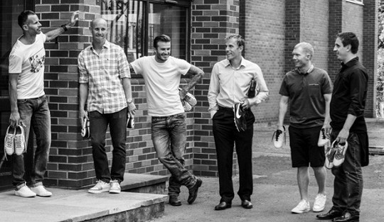 Fergie's Fledglings – The Class Of 92 (Trailer)