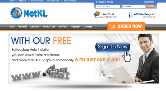 NetKL Network