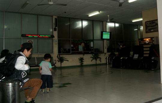 Tanjung-Aru-Railway-Station