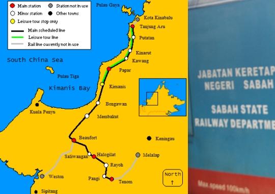 train-route