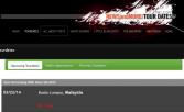 Steve Vai: Live In Kuala Lumpur, 22nd March 2014