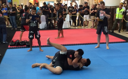 MIMMA Try Out