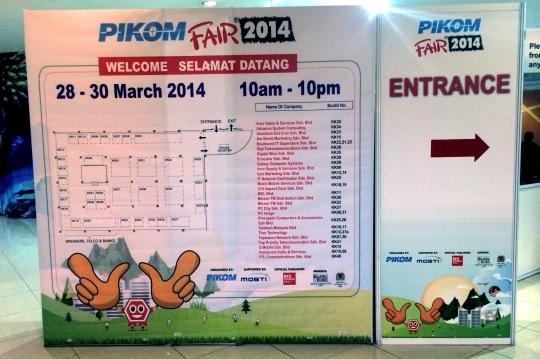 Pikom Fair 2014